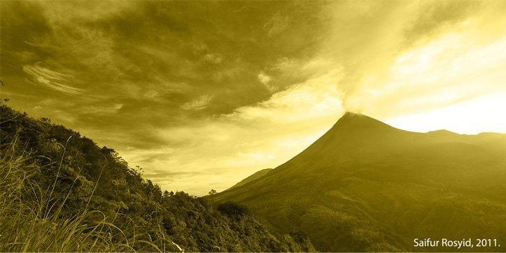 Fotografi Landscape Pemandangan Yogyakarta 01