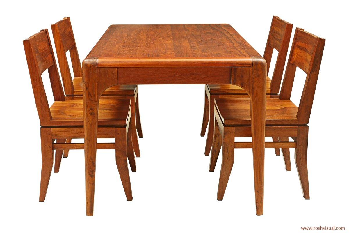 Teak Works_Table Set 06